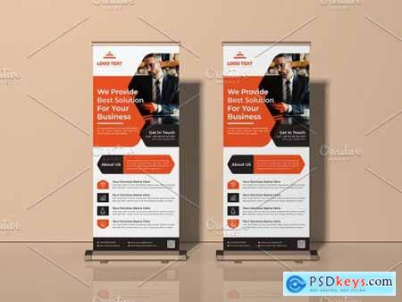 Best Business Roll-Up Banner 5635680