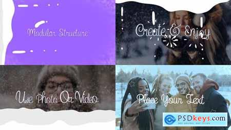 Christmas Slideshow - After Effects 29533724
