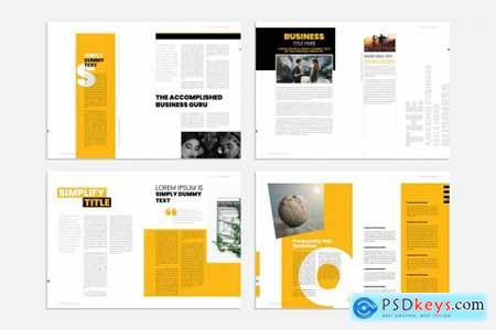Multipurpose Magazine Template 4636507