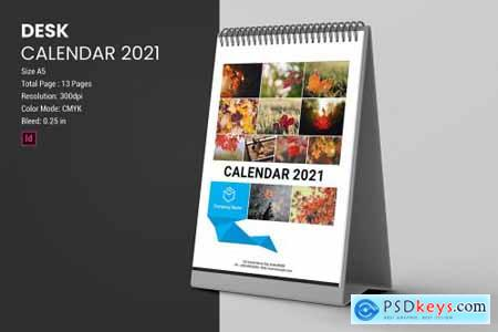 Desk Calendar 2021 5616822