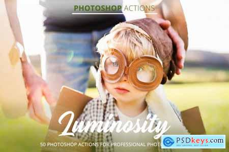 Luminosity Actions for Photoshop 4848059
