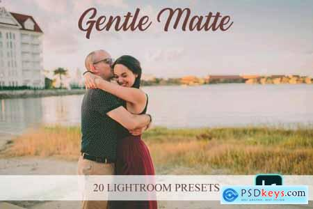 Lightroom Presets - Gentle Matte 4820446