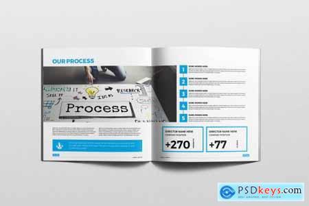 Square Annual Report Brochure 4865327