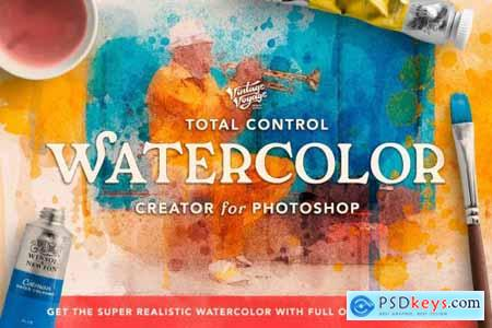 Total Watercolor Creator 5652304
