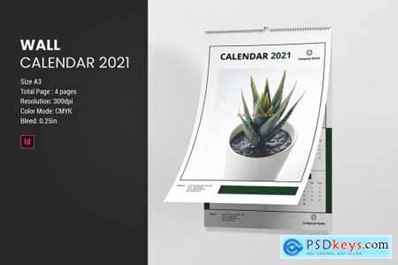 Wall Calendar 2021 5616841