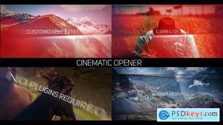 Cinematic Opener Slideshow 19253490