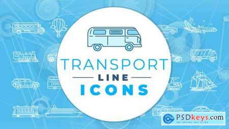 Transport Icons 29512500