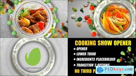 Cooking Show Opener Food show intro 26019087