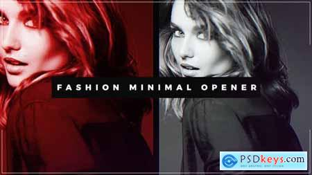 Stylish Opener - Elegant Promo - Fashion Event - Modern Dynamic Intro 23160299