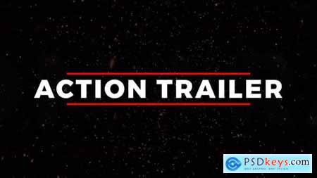 Action Trailer - Epic Opener - Sport Slideshow - Modern Teaser 23072571