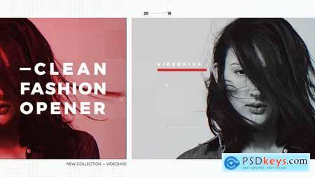 Clean Opener - Fashion Style - Modern Gallery - Stylish Intro 22688812