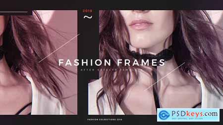 Clean Fashion Opener - Elegant Intro - Minimal Promo - Modern Slideshow 22825708