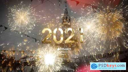 2021 New Year Gold Countdown 25062249