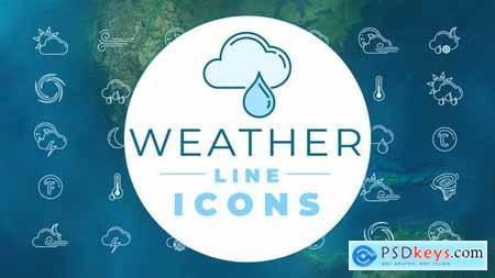Weather Icons 29564206