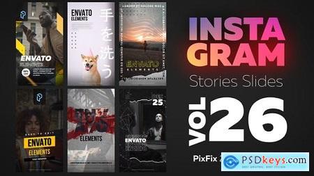 Instagram Stories Slides Vol. 26 29564013