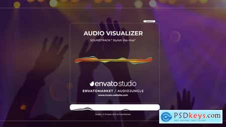 Audio Visualizer 27694439