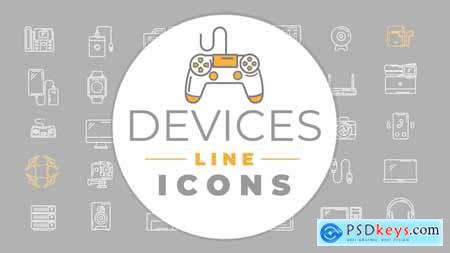 Devices Icons 29563940