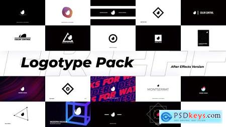 Abstract Logotype Pack 29567590
