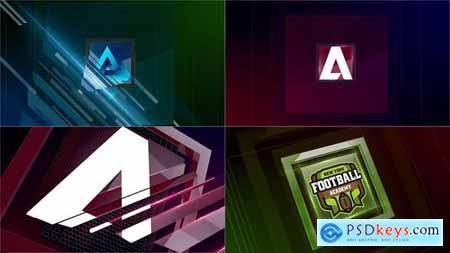 Tech Logo Transition & End 29477441