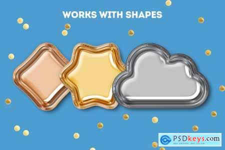 Foil Balloon Layer Style Effect 5654159