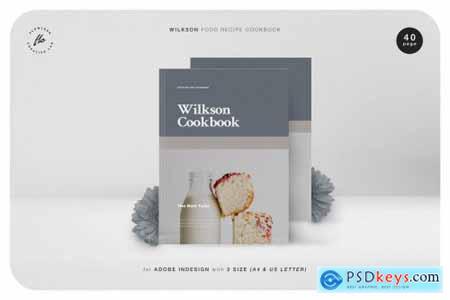Wilkson Food Recipe Cookbook