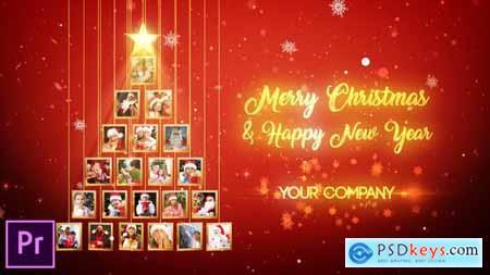 Christmas Tree Photos Opener - Premiere Pro - 29575956