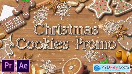 Christmas Cookies Promo - Premiere Pro - 29575891