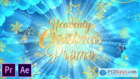Heavenly Christmas Promo - Premiere Pro - 29575915