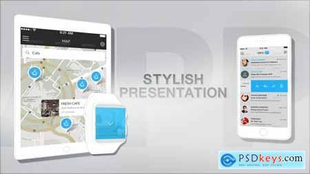 Stylish App Presentation 13490975