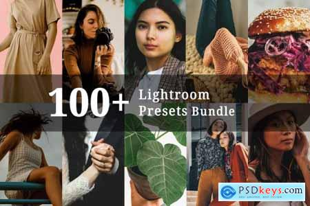 100+ Lightroom Presets Bundle 5363531
