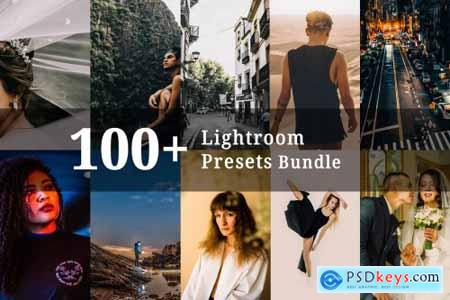 100+ Lightroom Presets Bundle 5367915