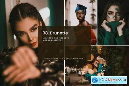 98 Brunette Presets 4998602