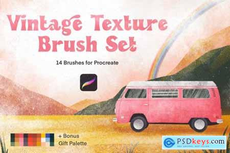 Texture Brush Set for Procreate 5050752