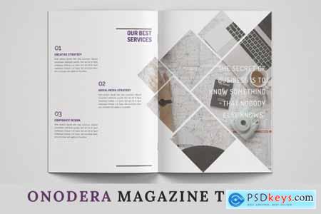 Onodera Company Profile 4930513