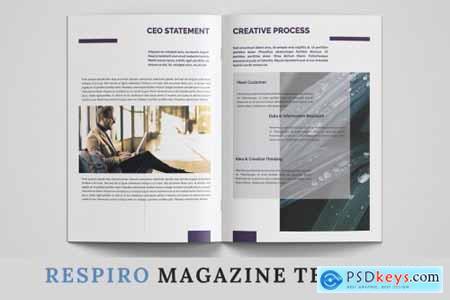 Respiro Creative Brochure 4930557