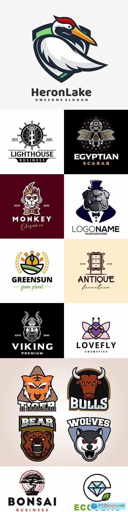 Brand name company logos business corporate design 83