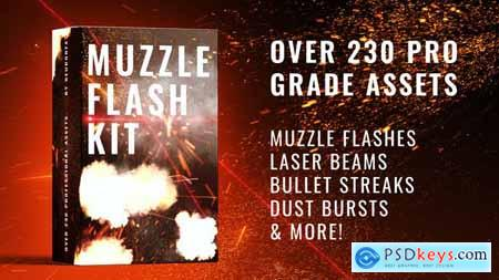 Real Muzzle Flash Kit 29449489