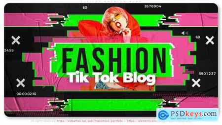 Tik Tok Fashion Blog 29622793