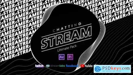 Stream Chatting Pack 28982239