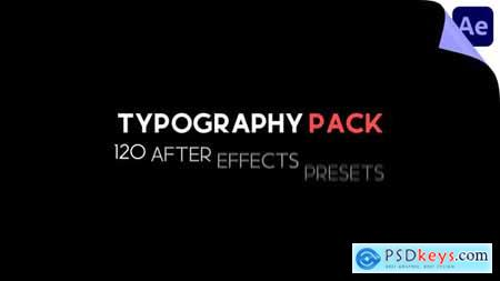Typography Pack 29547634