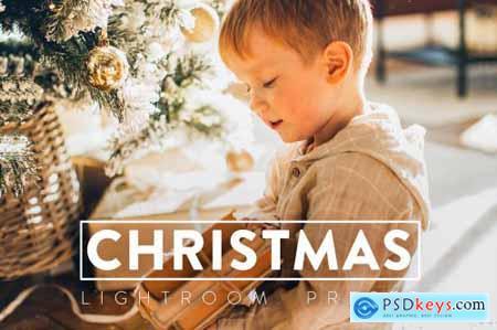 10 CHRISTMAS Lightroom Preset 5635257