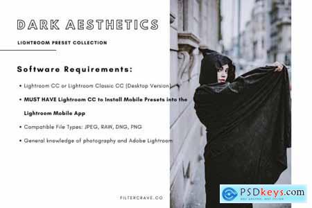 Dark Aesthetic Mobile Presets 5543725