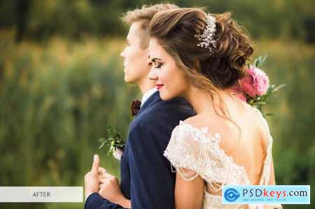Lightroom Presets - Wedding Colors 4821653