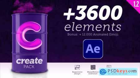 Create Pack V1.2 23938813