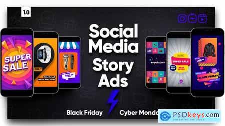 Social Media Story Ads 29246795