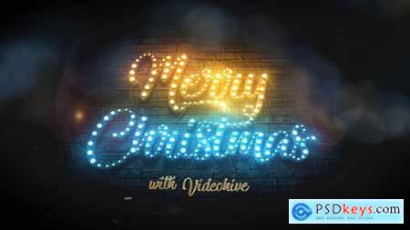 Merry Christmas Light Bulbs 29516457