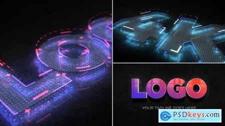 Digital 3D Logo Reveal 28917041