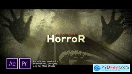 The Horror Cinematic Trailer 29622461