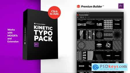 Kinetic Typo Pack 28661116