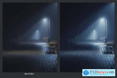 20 Apocalypse LR Presets and LUTs 5436510